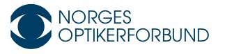Norges optikerforbund logo