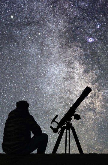 Spottingscope - Utsiktskikkert